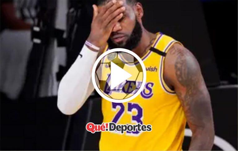 ¡Así se usa la cabeza para parar a LeBron James!