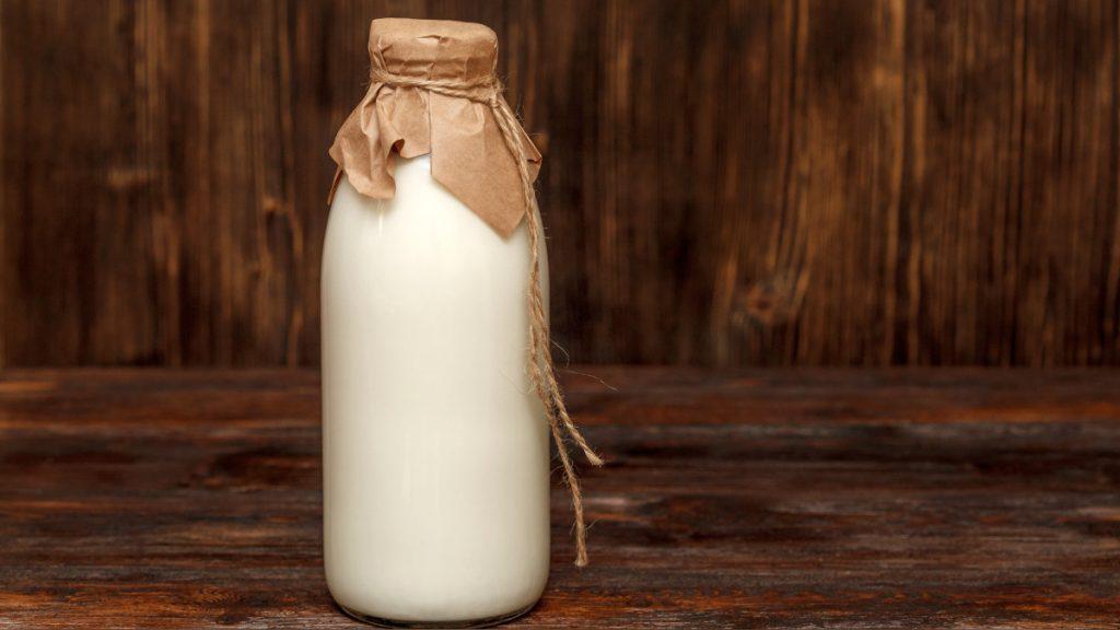 Conservación de la leche evaporada