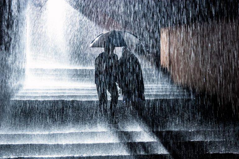 Cómo actuar ante una lluvia torrencial