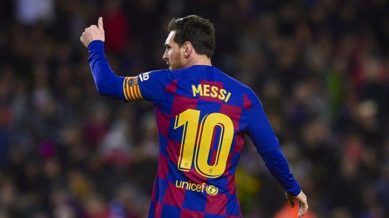 La única persona capaz de convencer a Messi de quedarse en el Barcelona