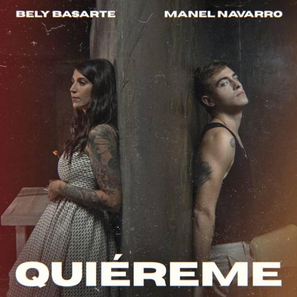 Manel Navarro y Bely Basarte Quiéreme