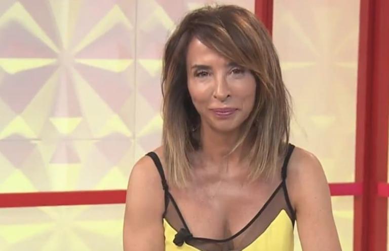 Socialité: las broncas más sonadas de María Patiño en televisión