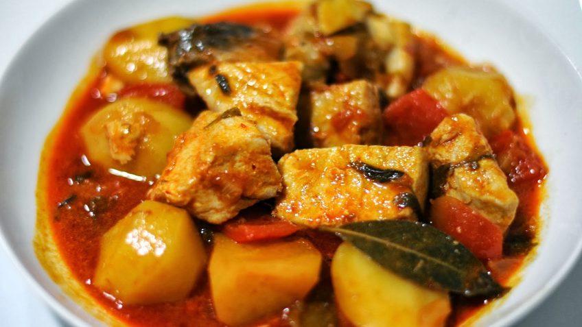 Marmitako, un plato de pescadores