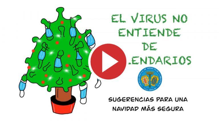 Los consejos del Colegio Médicos de Valladolid ante la navidad
