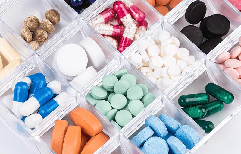 Por qué es recomendable organizar tu medicación