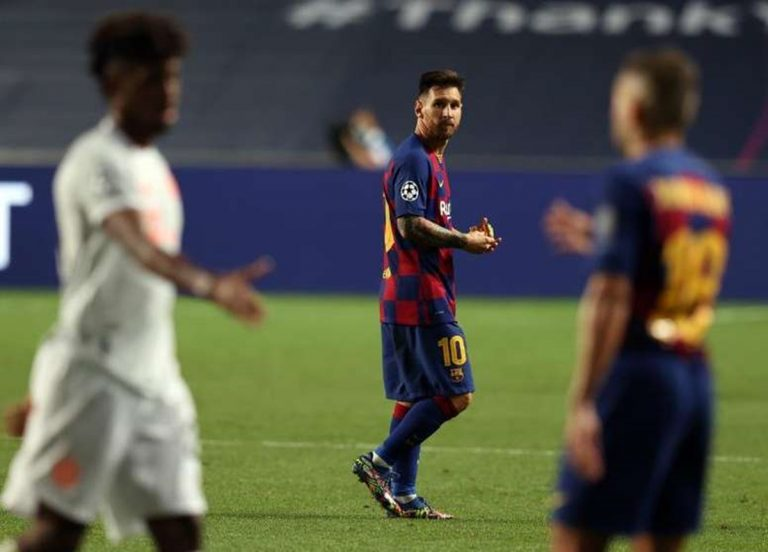 Messi, en el punto de mira: los compañeros que le quieren echar del FC Barcelona