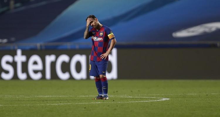 Messi sigue molesto vestuario FC Barcelona