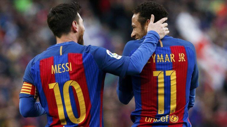 O sale Neymar o llega Messi: el brasileño está harto