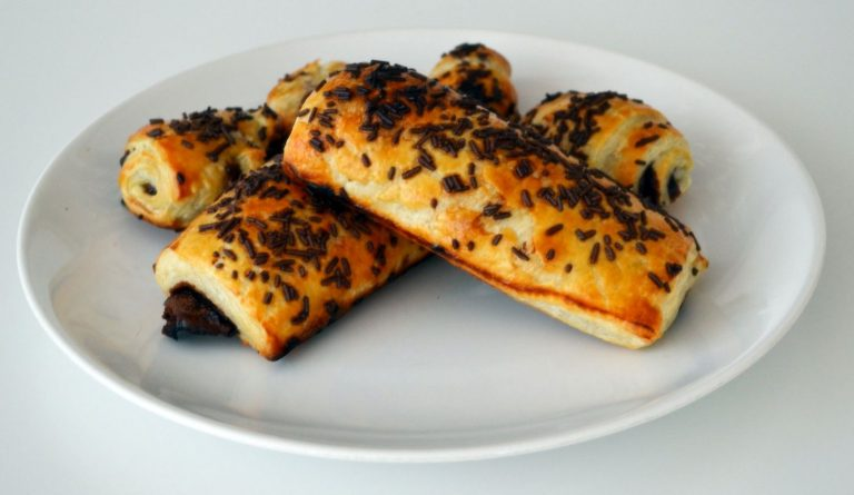 Napolitanas de chocolate: la receta más dulce para un desayuno diferente