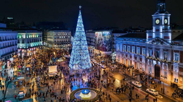 Estas son las cinco ciudades con las mejores luces de Navidad de España