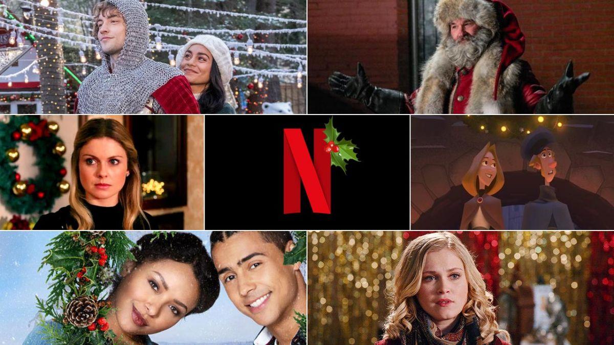 Películas navideñas de Netflix para ver este puente de diciembre