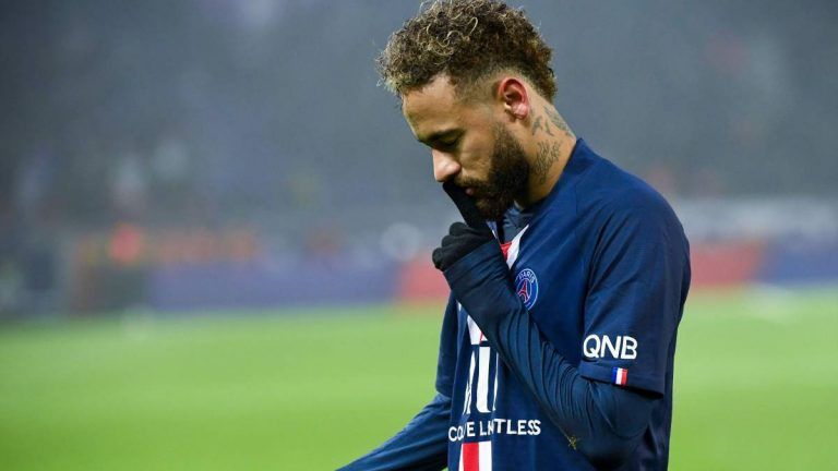 Neymar estalla ante el vacío de la FIFA en The Best 2020