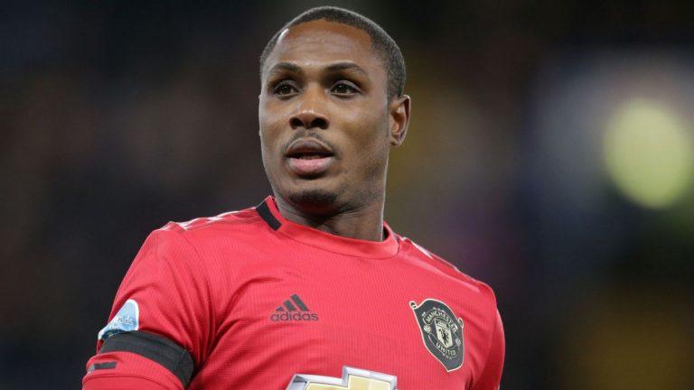 Odion Ighalo en el Manchester United: días contados