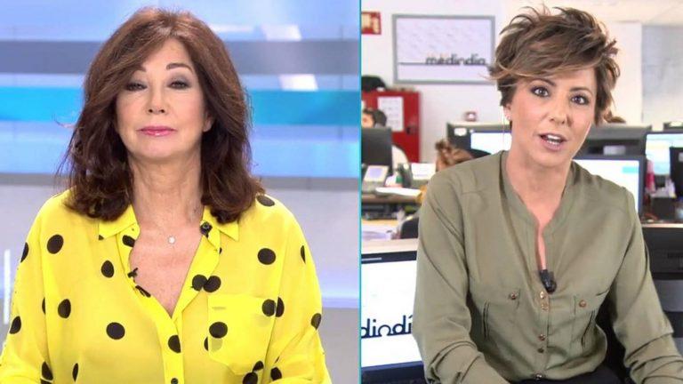 Por qué ver El programa de Ana Rosa Quintana es igual que ver el de Ya es mediodía con Sonsoles Ónega