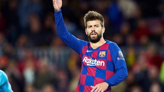 Los cuatro jugadores en la agenda del Barcelona para sustituir a Piqué