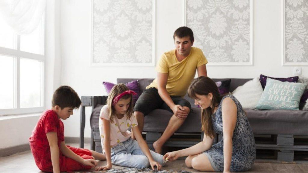 No te haces una idea de los beneficios que tiene jugar con tus hijos.