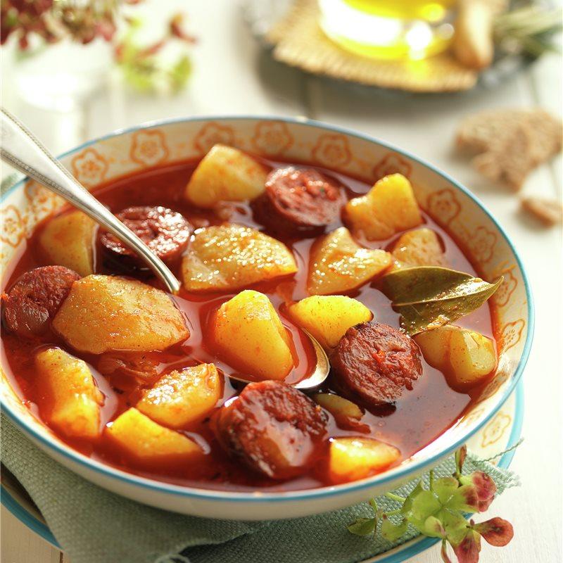 ¿Cómo preparar las mejores patatas a la riojana?