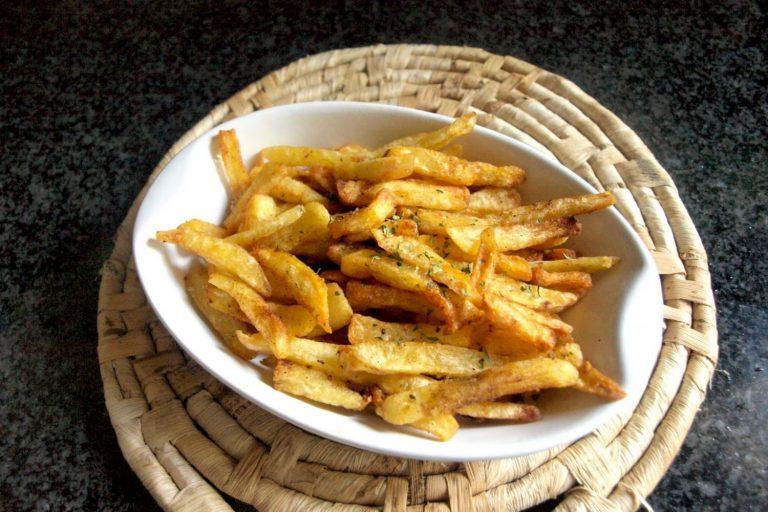 Cómo hacer unas impresionantes patatas fritas chinas