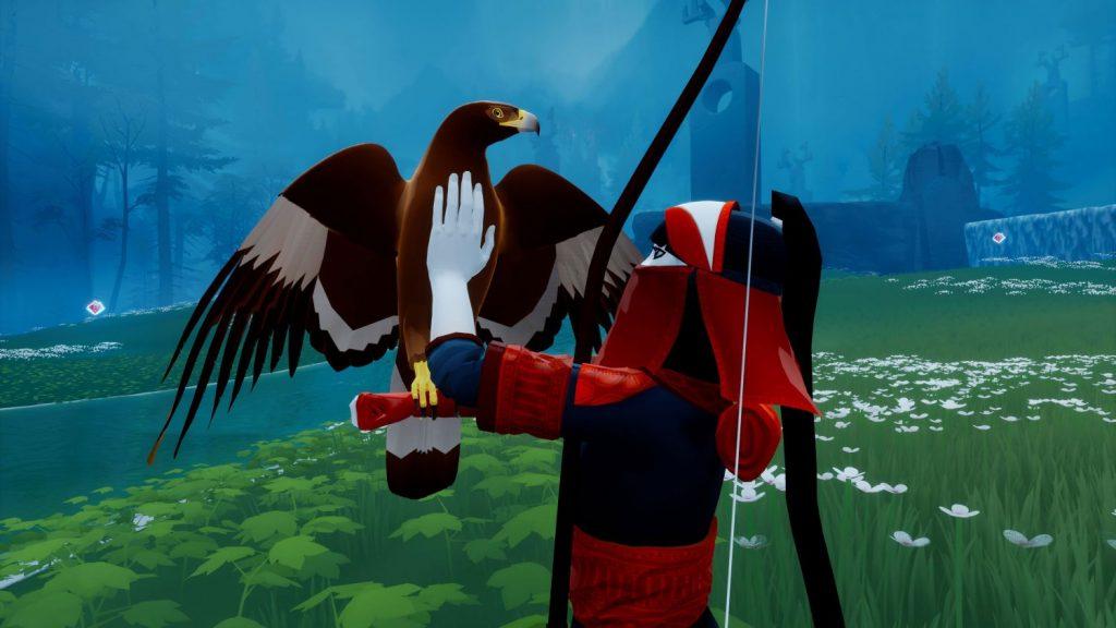 The Pathless – Una aventura indie para PS5 realmente bella