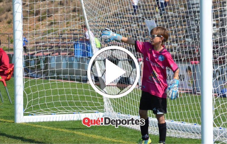 Él será el portero de la Selección Española en el Mundial del 2034