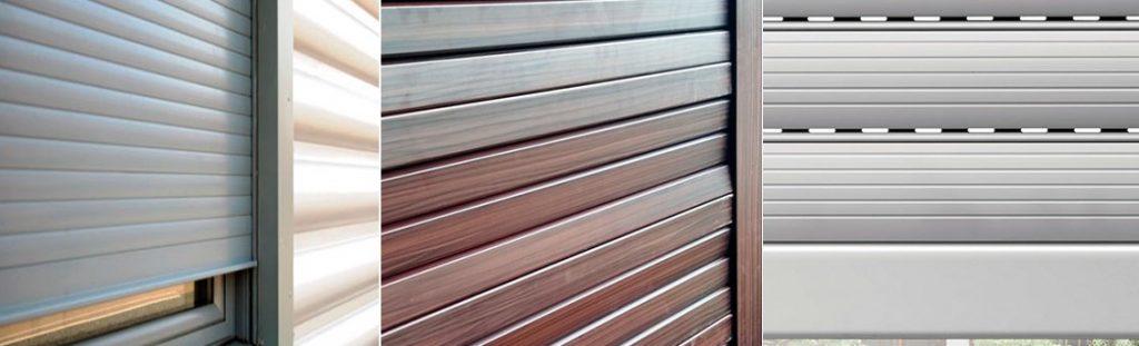 Limpiarlas las persianas por la parte exterior