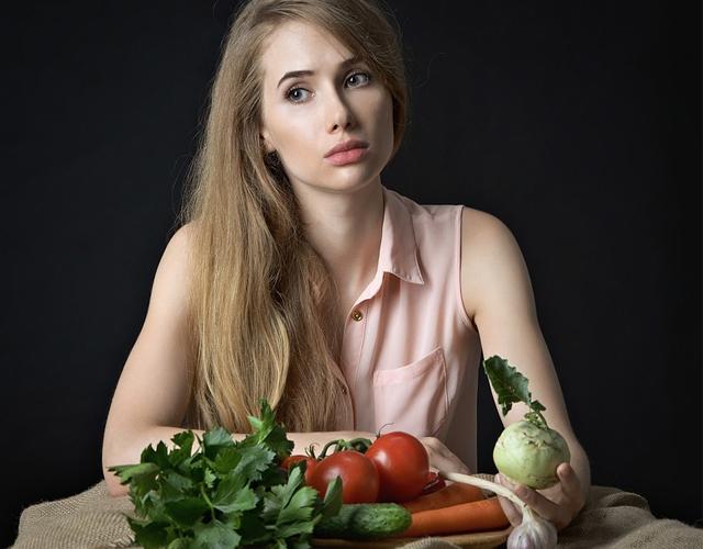 personas les resulta difícil comer verduras