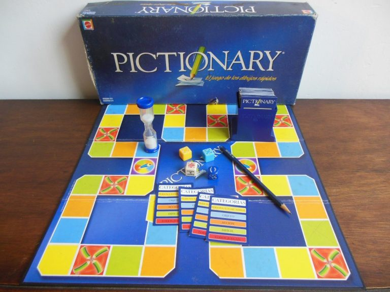 Cómo jugar al Pictionary