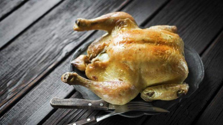 Los trucos de Chicote para que tu pollo asado sea el mejor que has probado nunca