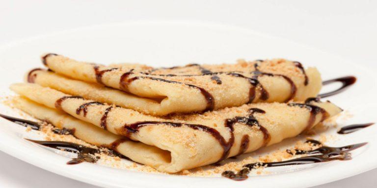 Cómo hacer las mejores crepes caseros con solo 3 ingredientes