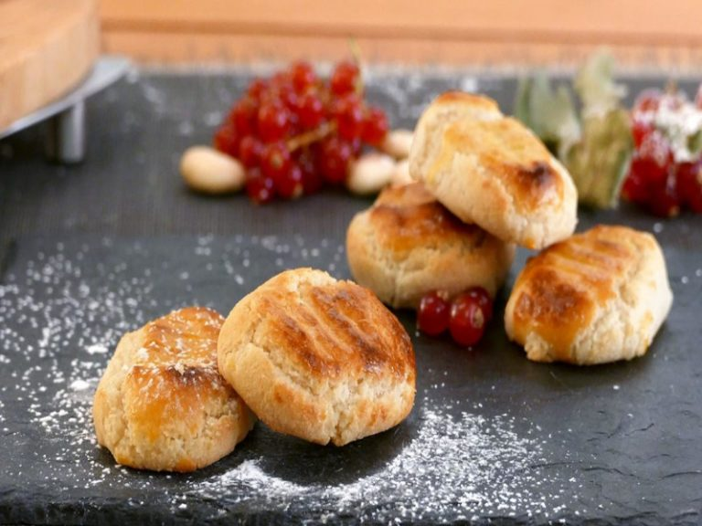 La receta para hacer unos mazapanes caseros deliciosos