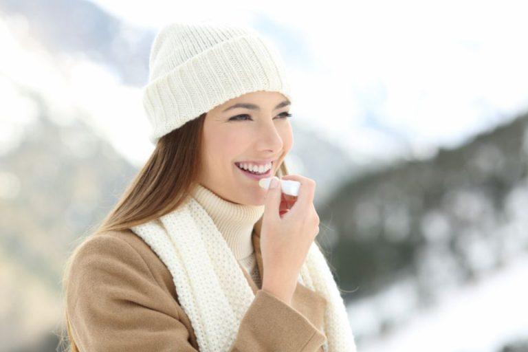 Cómo proteger tus labios del frío