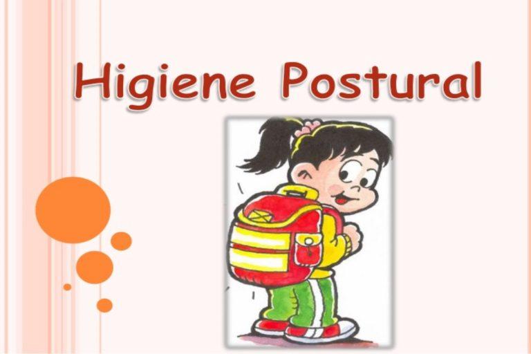 Qué es la higiene postural