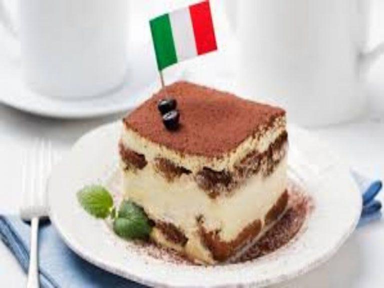 Cómo hacer en casa el tradicional tiramisú de Italia