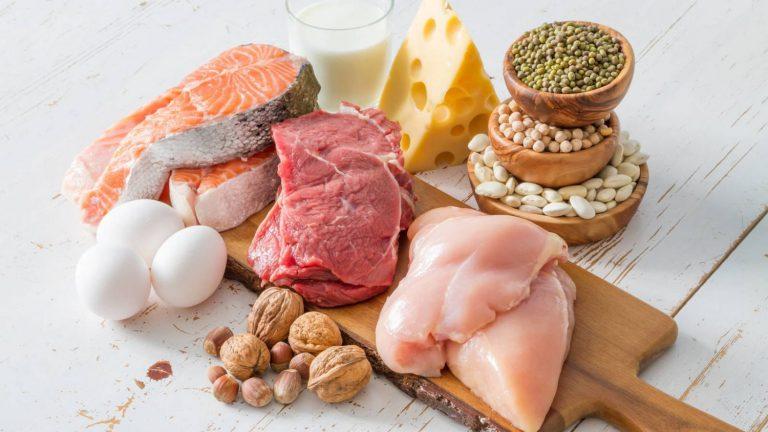 Qué son las proteínas
