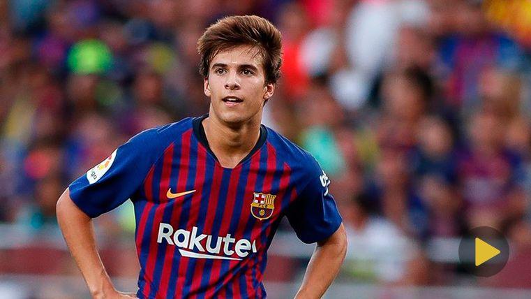 El Barcelona no cuenta con Riqui Puig… ¡Pero quiere renovarle!