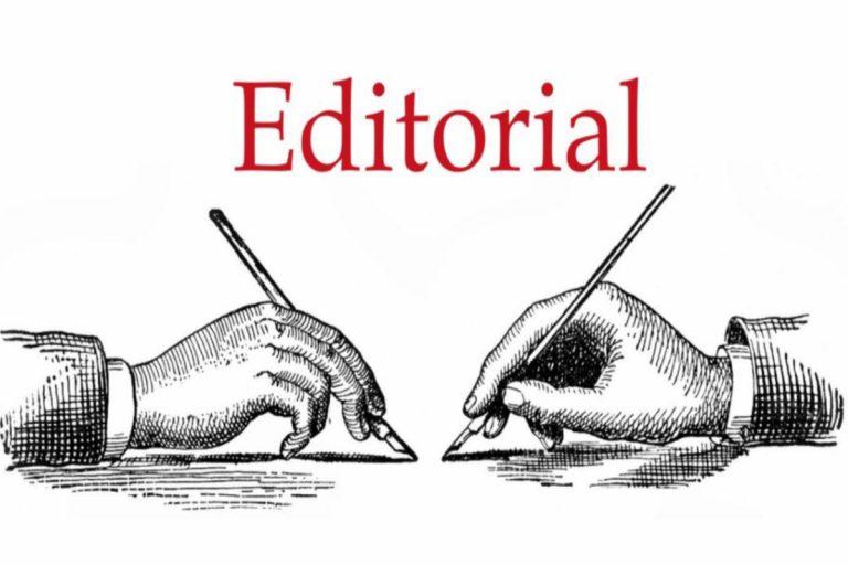 Qué es una editorial