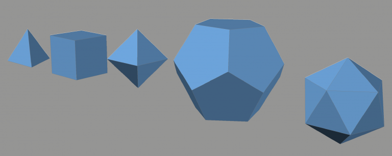 Qué es un poliedro