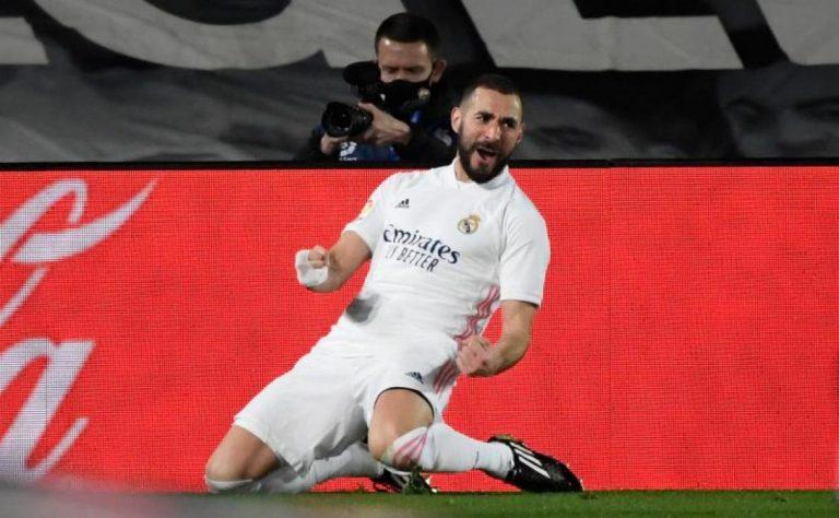 El Real Madrid se impone ante un Granada combativo