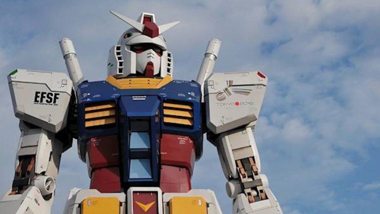 El robot Gundam real que puede augurar un futuro como el de Evangelion