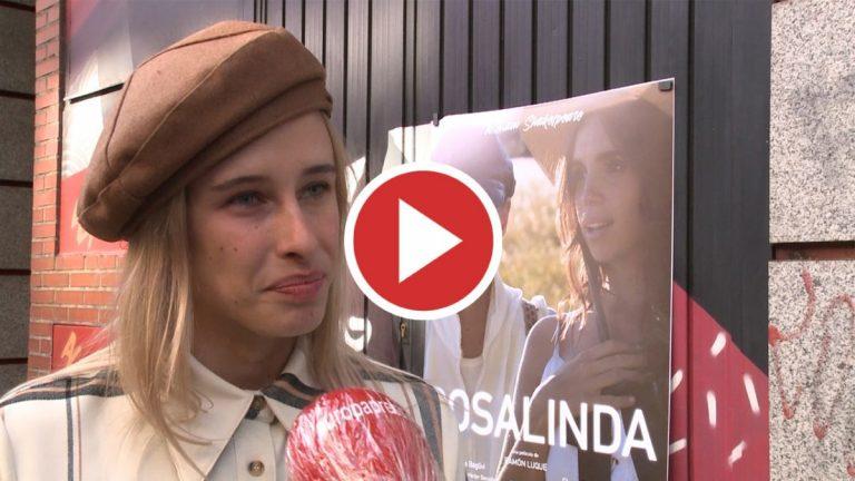 Olivia Baglivi habla de su personaje 'Rosalinda'