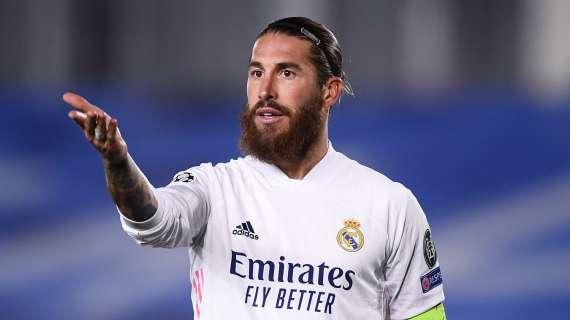Sergio Ramos le reprocha a Florentino Pérez la venta de este crack