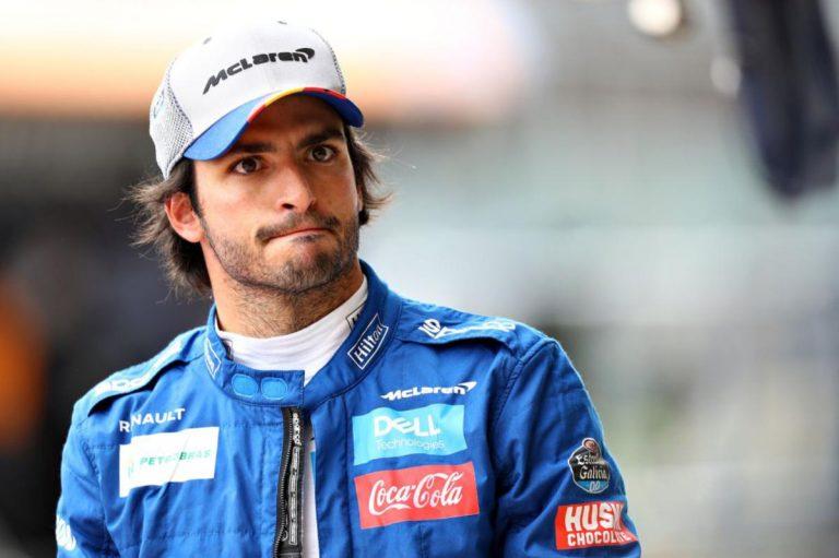 """Sainz despotrica de Fernando Alonso: """"No me ha ayudado nada"""""""