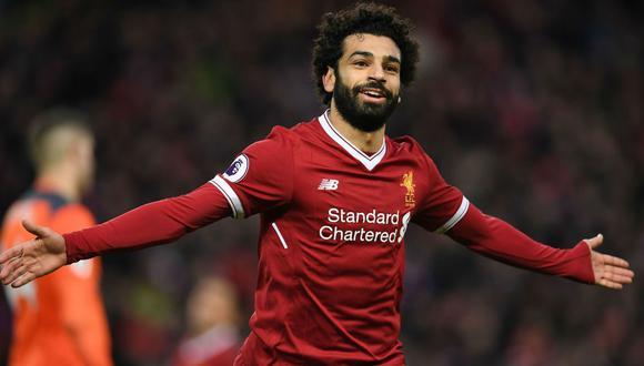 El plan B del Real Madrid a Mbappé se llama Salah