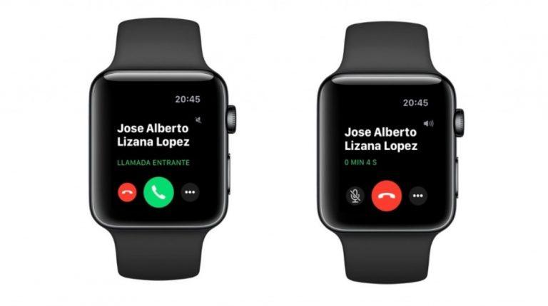 Cómo recibir llamadas de tu móvil a tu smartwatch