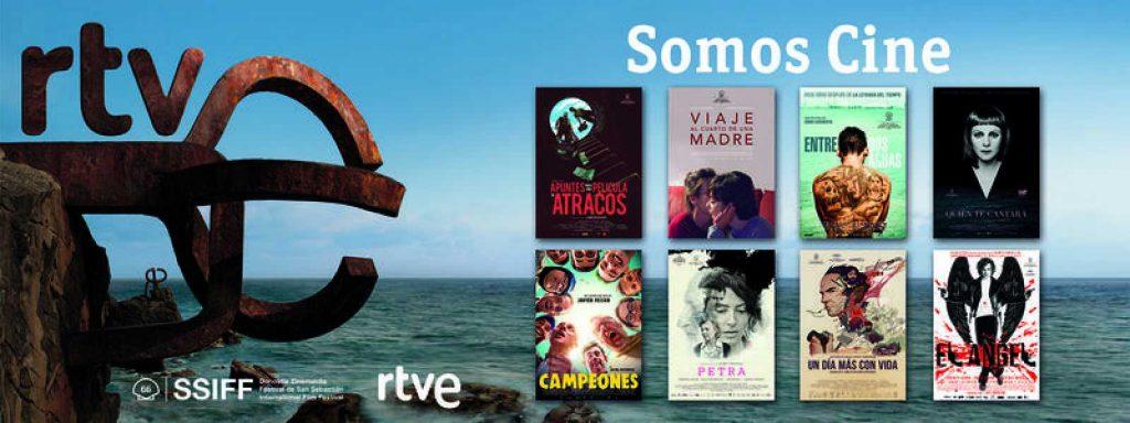 El catálogo de películas en Somos Cine de RTVE es bastante amplio.