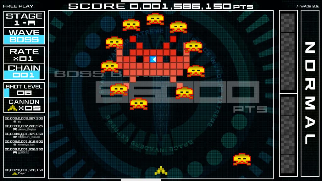 Space Invaders Forever – Space Invaders vuelve el retro de antaño
