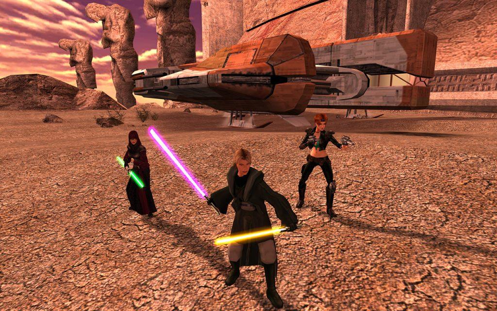 Star Wars juego original