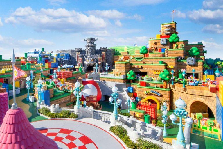 Super Nintendo World: Así es el parque de atracciones de Mario en Japón