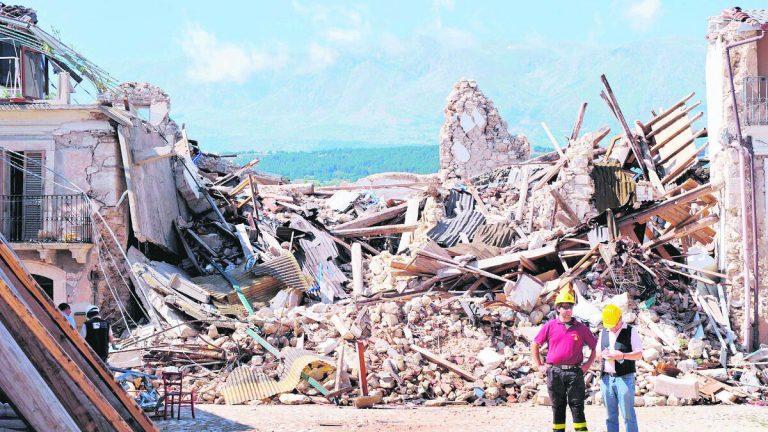 Cómo actuar ante un terremoto