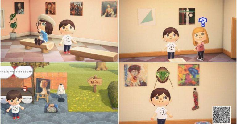 Animal Crossing: así puedes hacerte con los cuadros del Museo Thyssen para tu casa